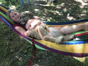 Kim and Rocky Hammock